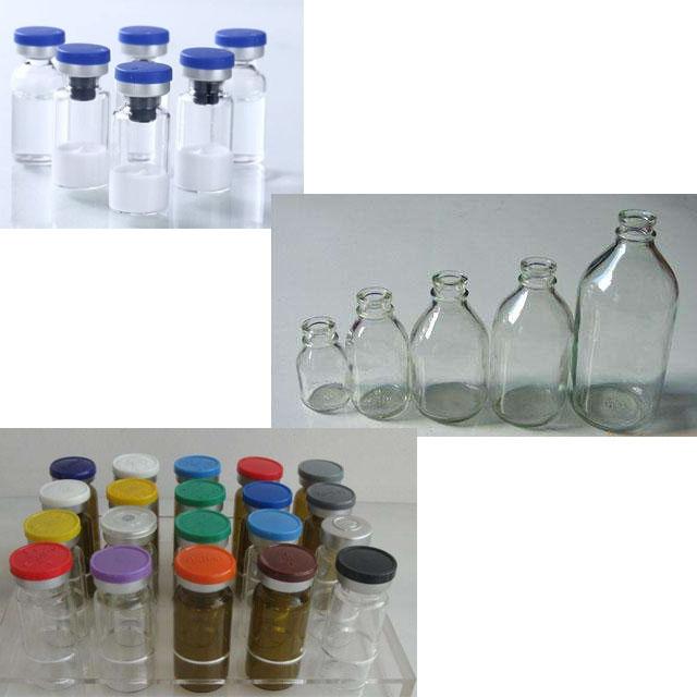 玻尿酸瓶灌装旋盖机