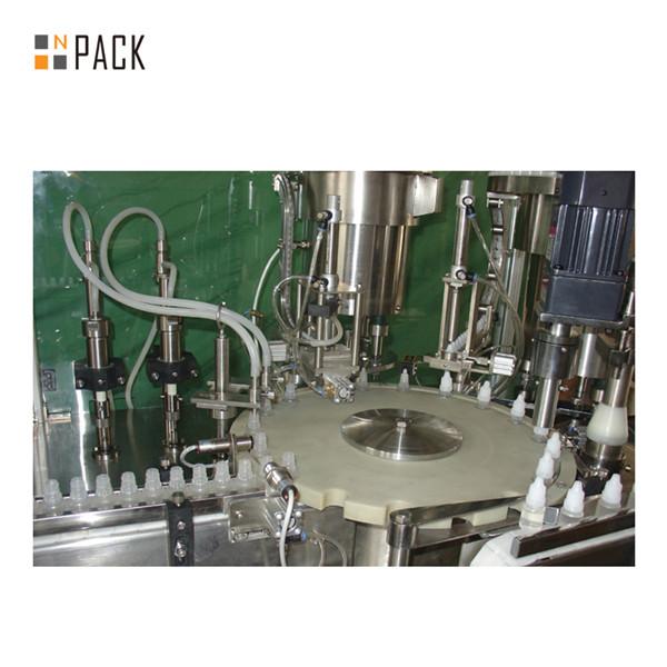 40-1000ml全自动数控电液灌装机