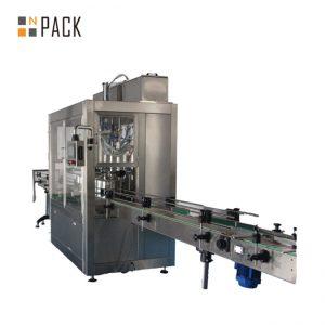 GMP CE ISO认证腐植酸液肥灌装机