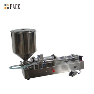 非常受欢迎的冰淇淋灌装机/双头灌装机/指甲油灌装机