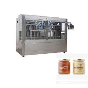便宜的灌装包装罐蜂蜜装瓶机